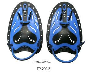Customized Silicone Swimming Paddles (TP-200) pictures & photos