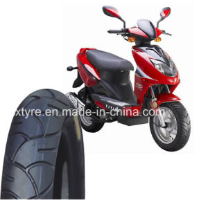 Scooter Tyre 80/90-10 TL 90/90-10 TL pictures & photos