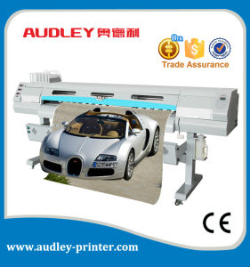 1.8m Eco Solvent Printer for Indoor Banners Printing with Competitive Price pictures & photos