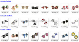 Quality Novel Gift French Shirts Cufflinks pictures & photos