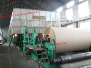 Kraft Paper Machine, Craft Paper Roll, Cutting and Rewinding Machine, pictures & photos