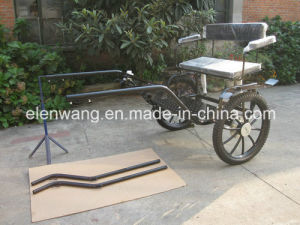 Pony Cart Horse Carriage (GW-HC05-6#)