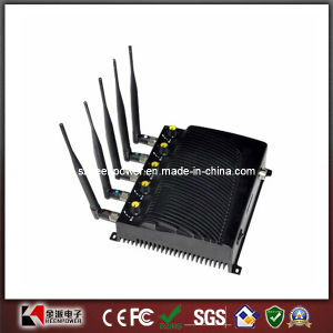 Adjustable 3G CDMA GSM 4G Lte 4G Wimax Cellphone Jammer pictures & photos