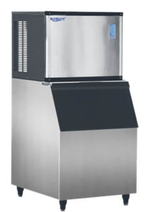 Digital Display Ice Machine
