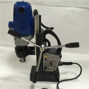 Speed Variable Small Magnetic Based Drills Machine 35mm (CE)