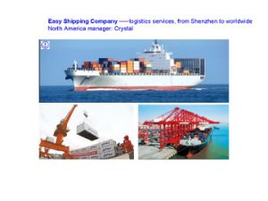 Consolidate Shipping for Cargo From Shenzhen to Us, Canada, Mexico
