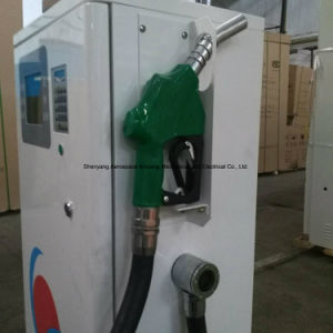 Filling Station of Conbination Pump - 1 Flow Meter- 1 Nozzle and 1200mm High-Saving Room pictures & photos