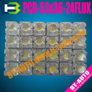 Auto LED Roof Light PCB 24flux