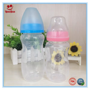 Wide Mouth Infant Baby Nursing Milk Bottles pictures & photos