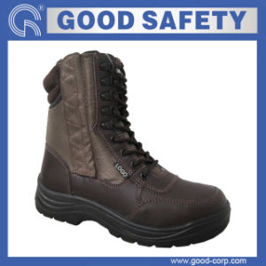 High Quality Military Safety Boots with TPU Sole (GSI-555S)
