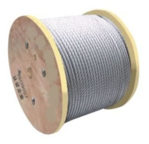 Hot DIP Galvanized Steel Wire Rope with Certification ISO9001: 2008 pictures & photos