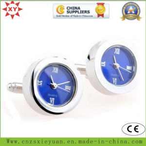Wholesale Watch Movement Cufflinks with Cufflink Box pictures & photos