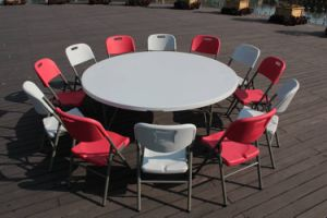 Dining Table for 12-14 Persons (SY-183ZY) pictures & photos