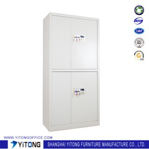 4-Door 2-Drawer Password Ark Metal Storage Cabinet / Office Use Steel Locker pictures & photos