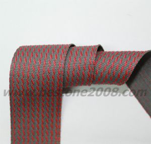 High Quality Polyester Webbing Strap for Bag#1501-53A pictures & photos