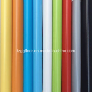 Factory Supply Best Quality Non-Woven Textured Fiberglass PVC Flooring pictures & photos