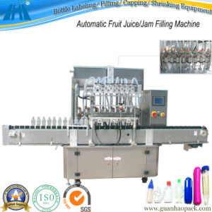 Automatic Fruit Juice/Jam Filling Machine