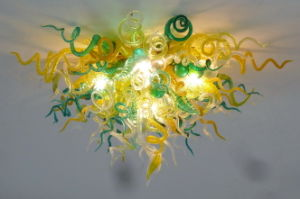 Art Glass Chandelier (XO-201113)