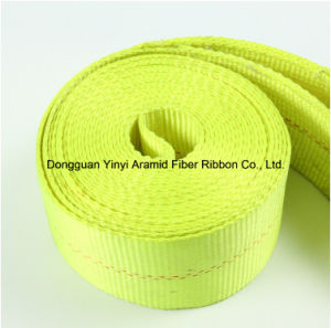 Cross Country Vehicle Polyester Tow Webbing Sling pictures & photos