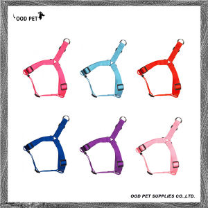 Step in Dog Harness Comfort Easy Walking Nylon Dog Harness Sph8000 pictures & photos