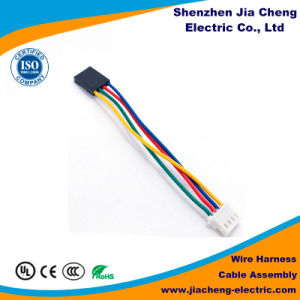 Switch Connector 4 Pins Factory Price Customized Wiring Harness pictures & photos