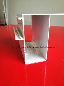 Extrusion Frame Aluminium Profilepowder Coating for Window and Door