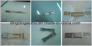 Pure Tungsten Boat for Vacuum Furnace pictures & photos