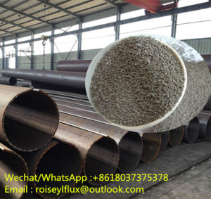 China Welding Flux For Submerged Arc Welding China Sintered Flux Sj101 Submerged Arc Welding Sintered Flux