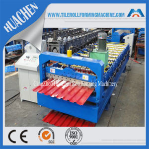 Color Steel Roll Forming Machine for Roof Panel
