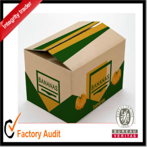 Wholesale Cardboard Fruit Banana Packing Boxes, Fruit Packaging Box pictures & photos