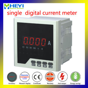 Rh-Da21 120*120 Hole Size Digital Panel Meter Single Row LED Display DC Current Single Phase pictures & photos