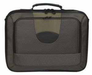 Deluxe Style Briefcase with Single Shoulder Strap (SM8524) pictures & photos