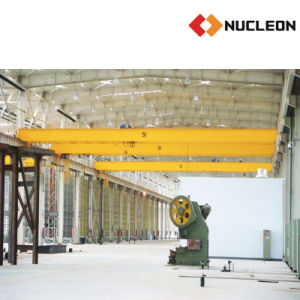 Nucleon Double Girder Overhead Crane 25/5ton pictures & photos