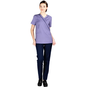 Medical Scrubs/Surgical Gown/Clinic/Hospital Uniform Scrubs Suits pictures & photos