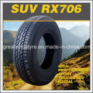 4X4 SUV Winter Car Tyre 205/70r15 235/65r16 pictures & photos