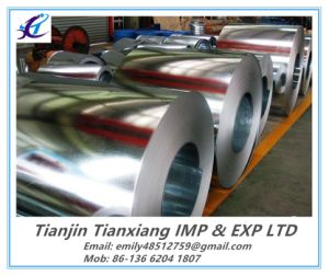ASTM A653 Type a Galvanized Steel Coil