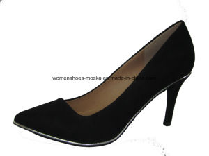 New Arrival High Heel Women Fashion Dress Shoes for Party