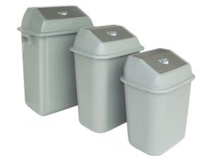 58L Plastic Quadrate Gathering Bin (B-013) pictures & photos