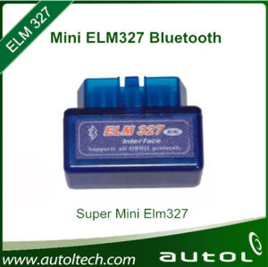 Super Mini Elm327 V1.5 OBD2 Obdii Bluetooth Adapter Auto Scanner pictures & photos