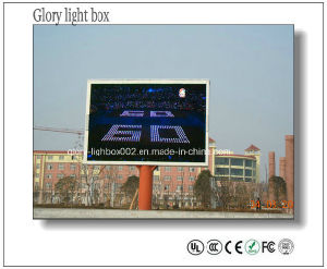 P20 Outdoor Advertising Full Colour LED Digital Billboard pictures & photos