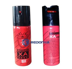 Customized Pepper Spray for Self Defense
