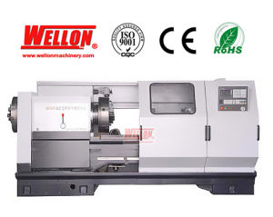 CNC Oil Country Threading Lathe Machine (CNC tube thread lathe Qk1319) pictures & photos