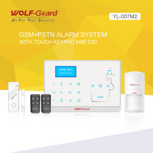 2016 New GSM+PSTN Home Wireless Alarm with APP Intelligent Alarm pictures & photos