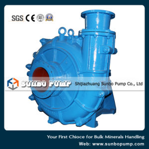 Sunbo Zj Series Heavy Duty Slurry Pumps for Minimg