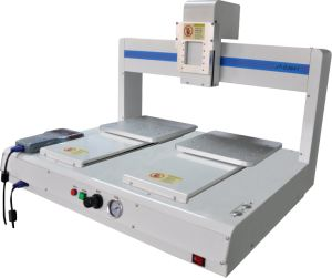 Full Automatic Dispensing Machine Application for Semiconductor Encapsulation and Hardware Coating etc