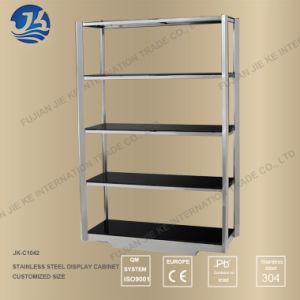Multilayer Stainless Steel Storage Display Stand Kitchen Shelf