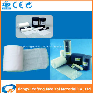 100% Cotton Medical Material Non-Sterile Gauze Roll pictures & photos