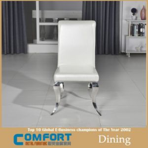Wholesale Leather Metal Dining Table and Chair (BN01)