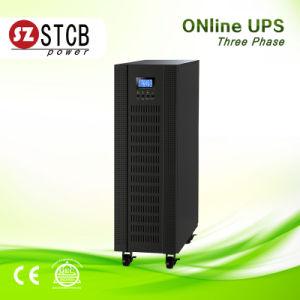 High Frequency 3 Phase UPS 10kVA 20kVA 30kVA in-Built Battery