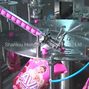 1 Liter Pouch Filling Machine for Detergent